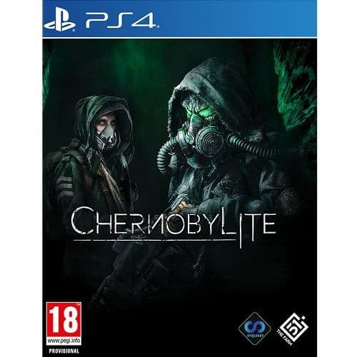 Chernobylite PS4 Game